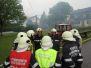 Großbrand in Schölbing