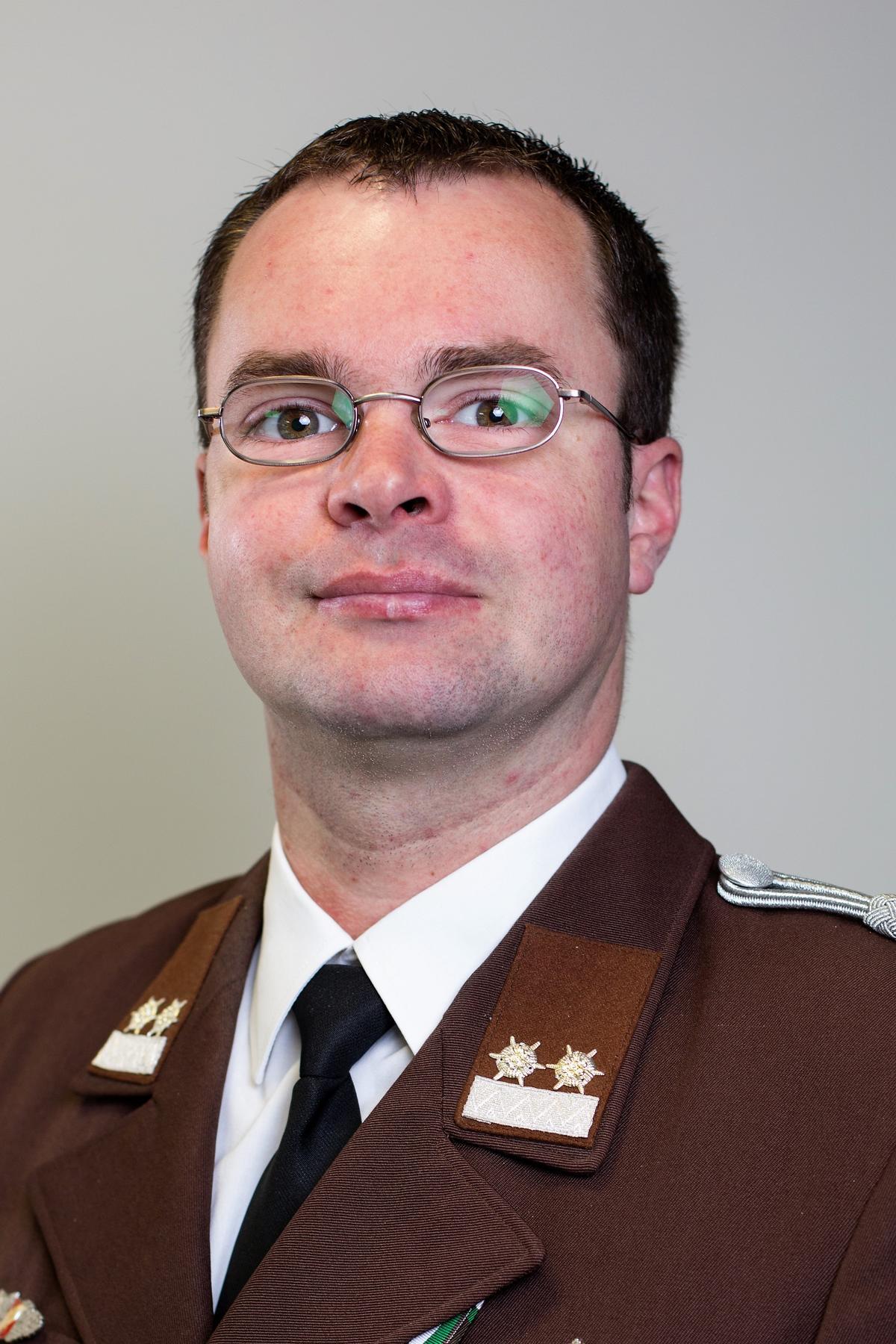 OLM Reinhard Hallegger