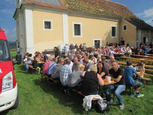 Frühschoppen in St. Ilgen