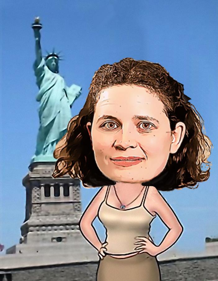 Wir stellen uns vor: Esther Brossmann