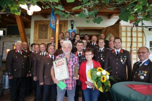 Geburtstagsfeier Werner Singer