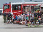 Kindergarten zu Besuch im Rüsthaus
