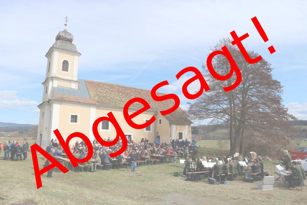 ABSAGE: Frühschoppen am Ostermontag