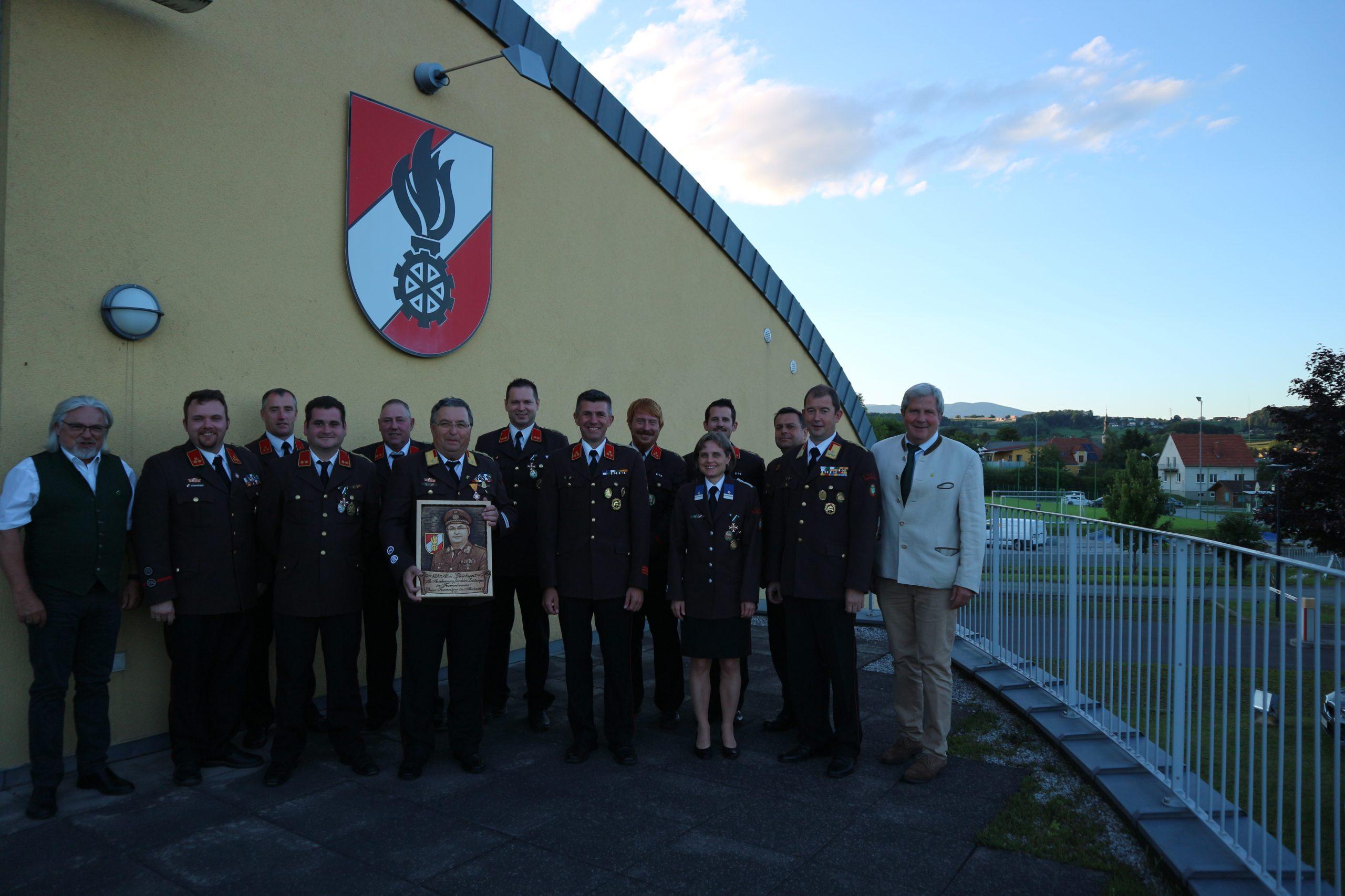 Christian Hatzl zum Abschnittskommandanten gewählt