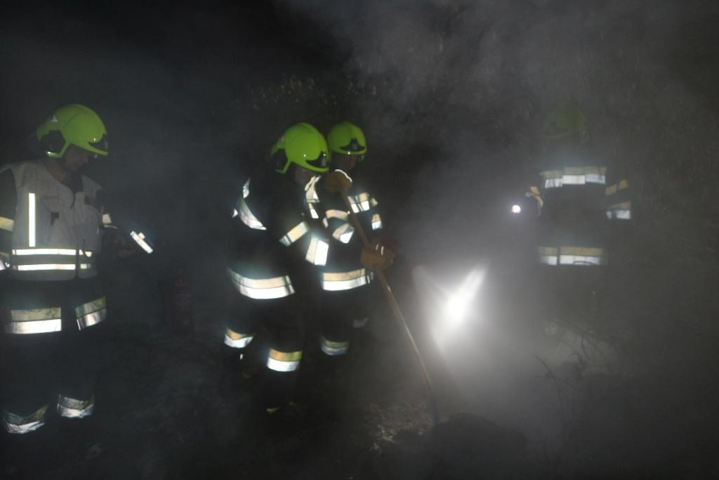 Komposthaufenbrand 07.01.2019