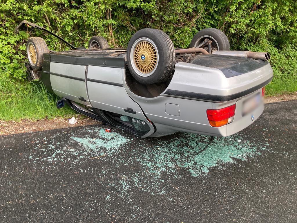 Verkehrsunfall 07.05.2021